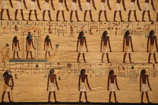 Scanning Seti - Papiro - photo ©Piergiorgio Pescali