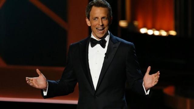 Seth Meyers in final talks to host the 2018 Golden Globes | Fox News - foxnews.com
