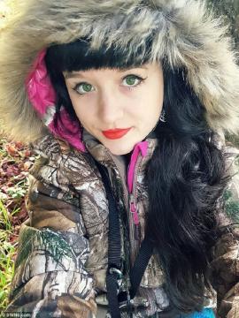 Bethany Shipsey desenvolveu doença mental após o ataque. (Foto Reprodução).