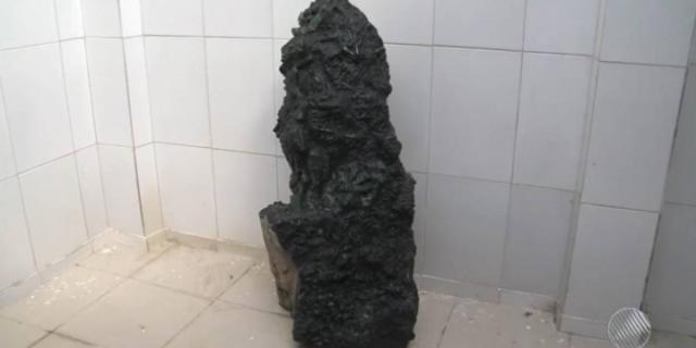Esmeralda Bahia encontrada no município de Pindobaçu - Bahia