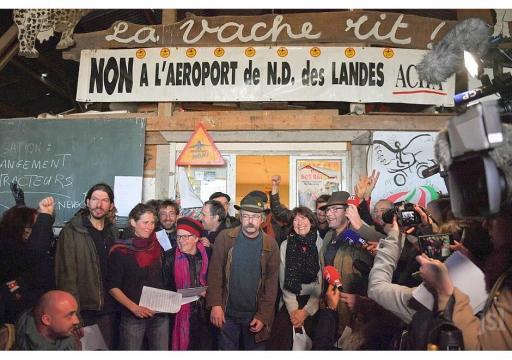 France Monde | Notre-Dame-des-Landes : les zadistes ont jusqu'au ... - lejsl.com