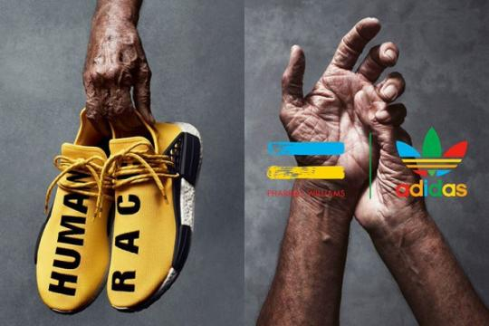Le partenariat entre Adidas originals et Pharrell Williams : un coup marketing réussi / source : http://daman.co.id
