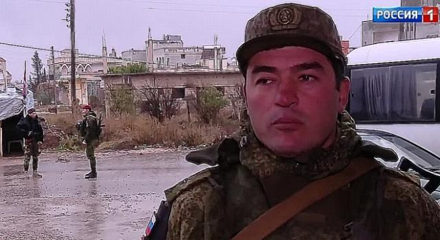 Mohammad Jewłojew, pełny współczucia rosyjski oficer i muzułmanin (screenshot YT)