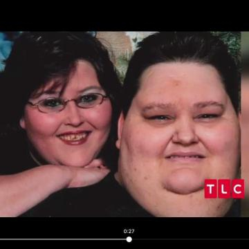 'My 600-lb Life' star Lee Sutton almost gained 100 pounds in two months. - [YouTube screencap / TLC]