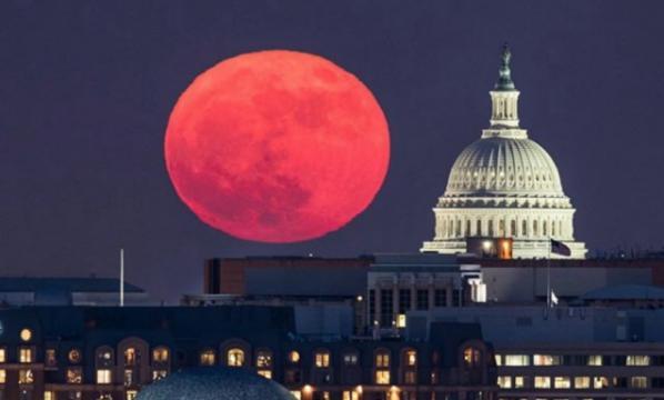 Qué es la luna de sangre azul y cuándo será? | Televisa News - televisa.com
