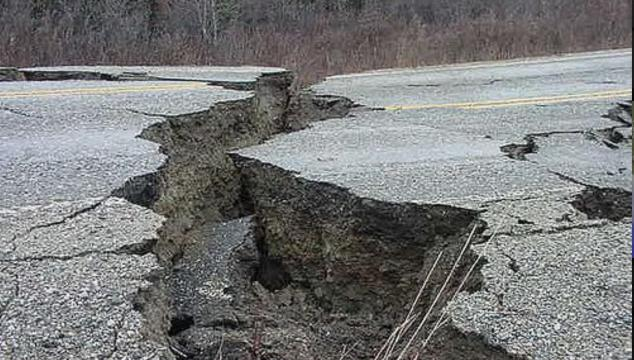 Terremoto a Catania, epicentro a Santa Maria di Licodia