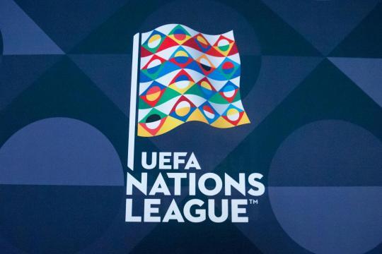 Logo dell'UEFA Nations League.