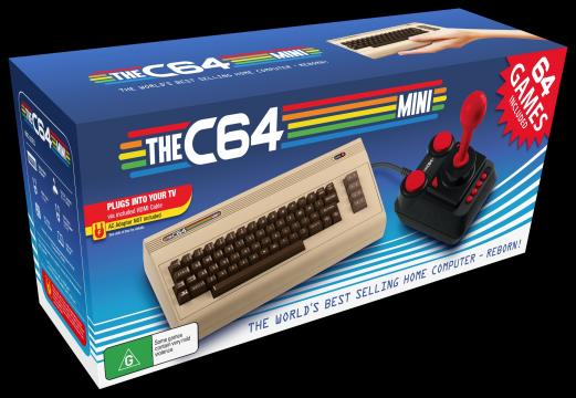 Commodore 64 Strikes Back - C64 Mini to Launch Next Month - wccftech.com