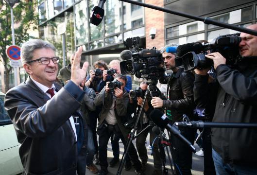 Entendu ce jeudi, Mélenchon dénonce une «justice à deux vitesses» - lefigaro.fr