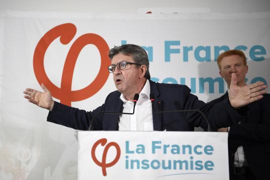 France insoumise : Jean-Luc Mélenchon face au risque d'apparition ... - rtl.fr