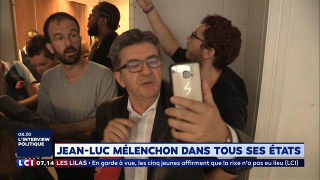 Hollande tacle Mélenchon : il