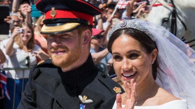 Le mariage du Prince Harry avec Meghan Markle