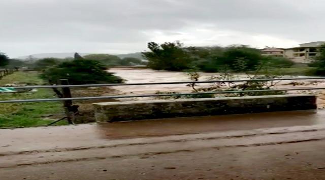 zona norte de Mallorca sufre inundaciones