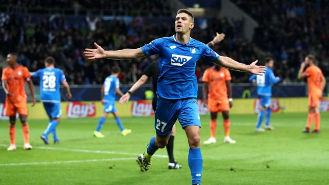 El Hoffenheim de Naggelsmann sigue con esperanzas en su grupo para pasar como segundos. MARCA.com.
