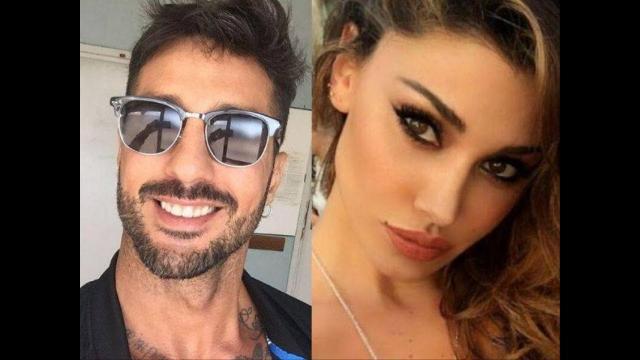 Belen Rodriguez e Corona a cena insieme dopo l'ospitata in tv? La foto 'sospetta' sul web.