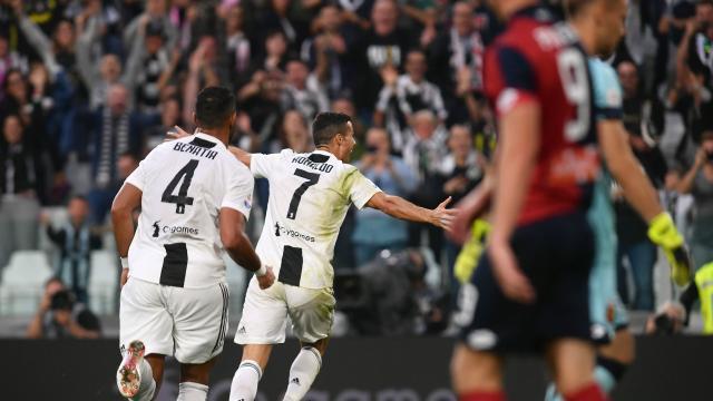 Manchester United v Juventus Betting Offer: Ronaldo 20/1 to score ... - goal.com