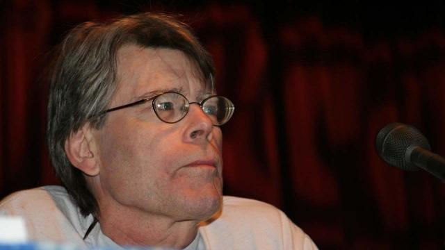 A Welsh film school paid $1 for production rights to Stephen King's