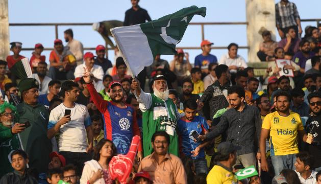 Cricket returns to Karachi with all its glory | (Image vi PCB/Twitter)