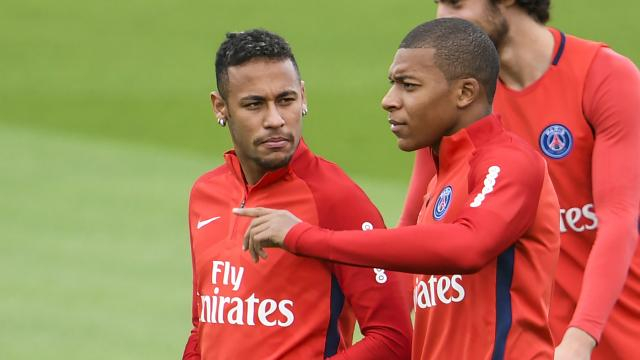Kylian Mbappe named in PSG squad to face Metz as debut nears ... - goal.com