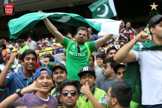 Pakistan Cricket Team Fans (Image vi PCB/Twitter)