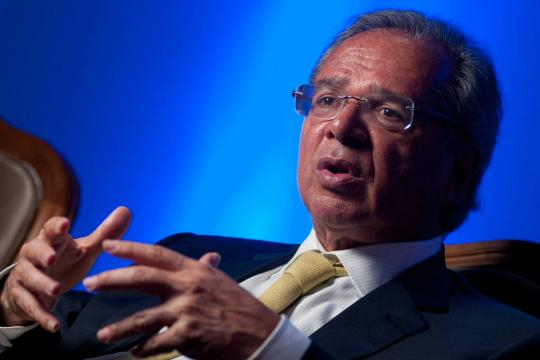 PHD Paulo Guedes (economista de Bolsonaro) é bem visto por mercado que reage positivamente I Galeria BN