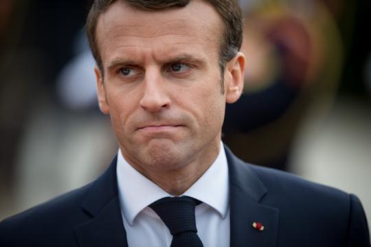 Emmanuel Macron avance le Conseil des ministres