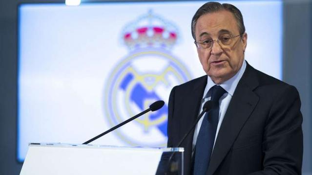 Real Madrid, Florentino Pérez :