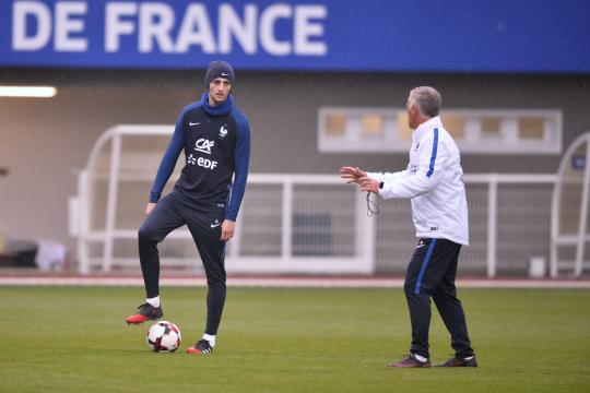 Adrien Rabiot refuse d'être «suppléant» en vue du Mondial - Russie ... - lefigaro.fr