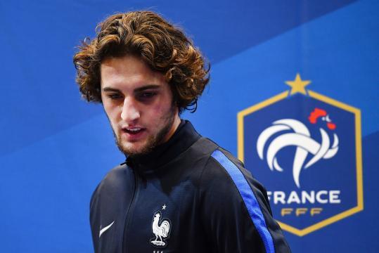 Coupe du Monde 2018 : Adrien Rabiot refuse d'être suppléant en Bleu - rtl.fr