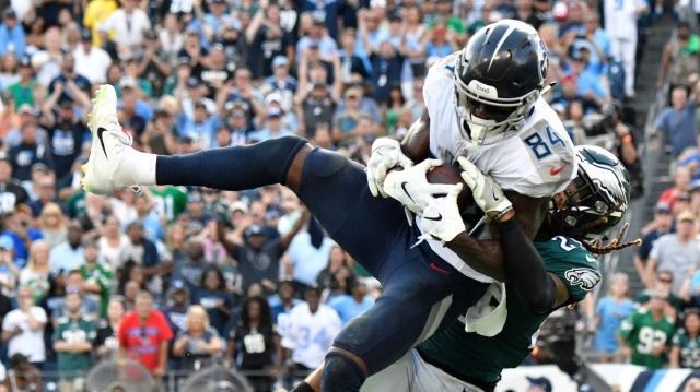 Los Titanes le sacaron el juego a Philadelphia. www. tennessean.com