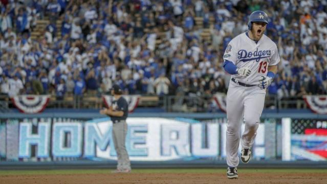 Max Muncy sigue produciendo para los Dodgers. MLB.com.