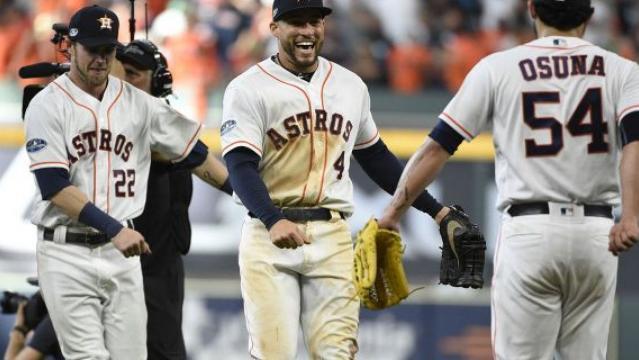 Los Astros quieren repetir como campeones.www.foxnews.com