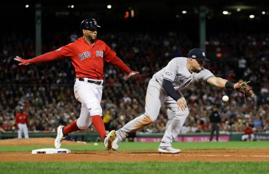 Sale strong, 'pen shaky as Red Sox beat Yankees 5-4 in ALDS - syfeed.com