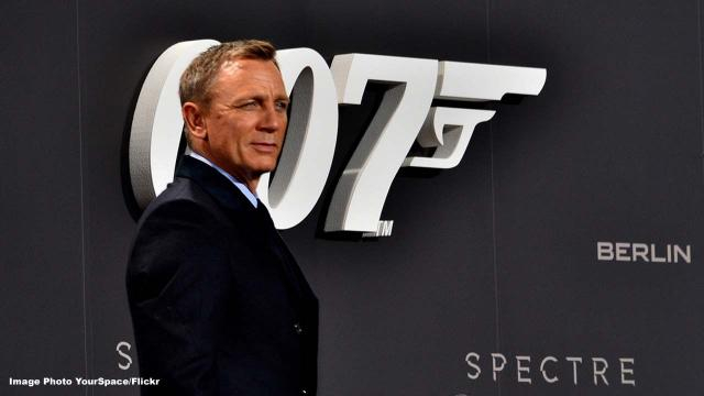 While Daniel Craig will no longer be around after 25, there will never be a female James Bond. [Image Photo YourSpace/Flickr]