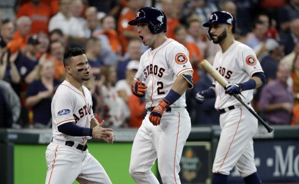 Los Astros quieren repetir como campeones. www.you4.it