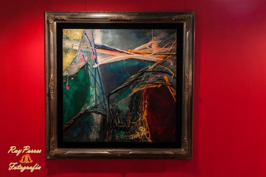 ¿Sabes que además de un icono de nuestra cultura musical, Tino Casal fue un formidable pintor?