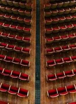 Teatro Reina Sofía / Foto: Lars Ramslie