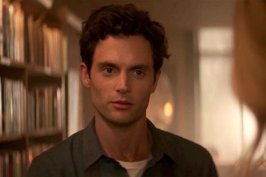 YOU trailer: Love turns into obsession in Penn Badgley drama | EW.com - ew.com