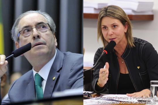 Força-tarefa da Lava Jato acusou Cunha. Ex-deputada Solange ficou em silêncio - Galeria BN