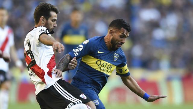 Boca Juniors v River Plate: Six of the best Superclasicos ... - stadiumastro.com