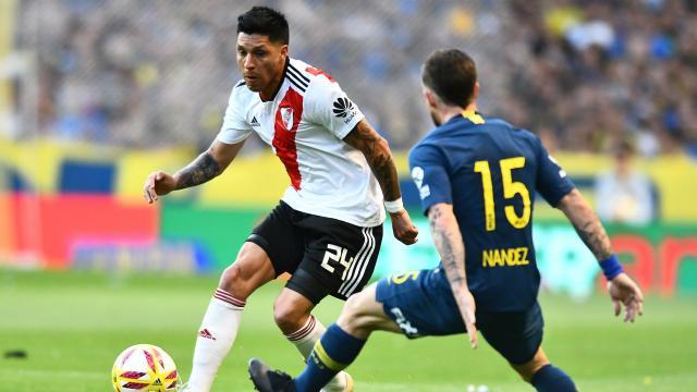 Boca Juniors v River Plate: The Superclasico Copa Libertadores ... - stadiumastro.com