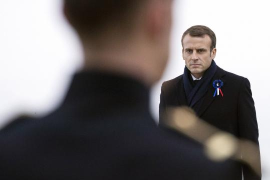 Macron warns 'nationalist leprosy' threatens Europe - nbcnews.com