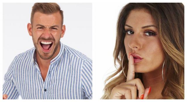 Julien Bert et Sarah Lopez très proches,ils sèment le doute sur la nature de leur relation