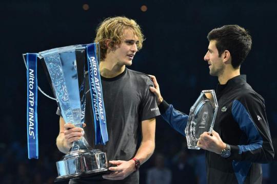 Novak Djokovic hopes Alexander Zverev surpasses his career haul ... - standard.co.uk