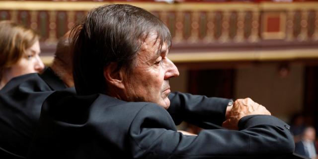 Nicolas Hulot revient… et prend le risque d'être inaudible face ... - lejdd.fr