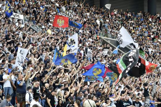 Udinese, che ospita la Roma nel primo anticipo della 13.a giornata di campionato. - fanpage.it