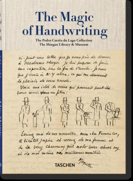 Portada del libro 'The magic of handwriting: the Pedro Corrêa do Lago collection'