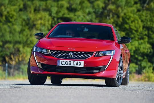 Peugeot 508, candidata Auto dell'Anno 2019 | Auto Express - autoexpress.co.uk