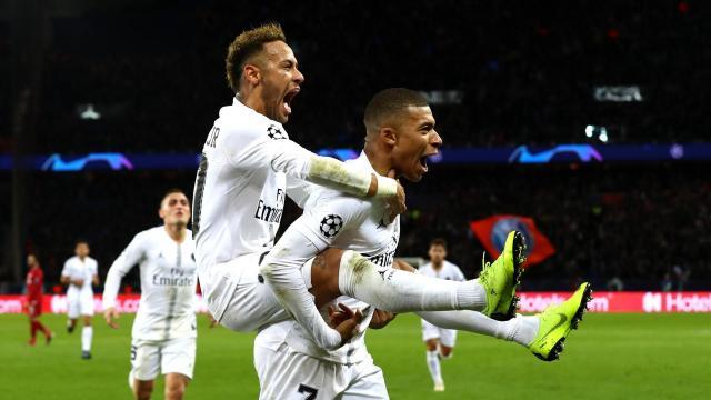 Le PSG se relance en Ligue des Champions