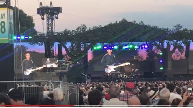 View of British summertime festival 8th July 2018 at Hyde Park. [Image source/James Tapley YouTube video]